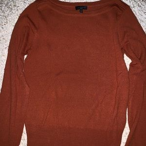 The limited size small sweater